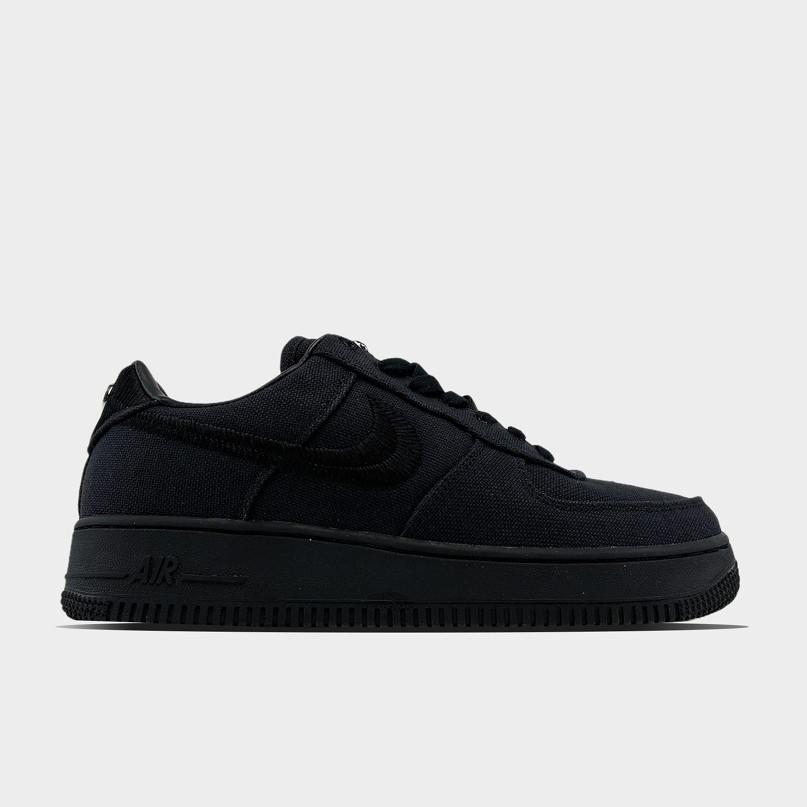 Женские кроссовки Nike Air Force 1 Low Stussy Black