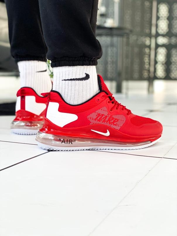 "Мужские кроссовки Nike Air Max 720 2020 ""Red"""