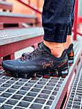 Мужские кроссовки Under Armour Scorpio Running shoes black/orange, фото 2