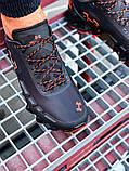 Мужские кроссовки Under Armour Scorpio Running shoes black/orange, фото 4