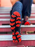Мужские кроссовки Under Armour Scorpio Running shoes black/orange, фото 6