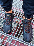Мужские кроссовки Under Armour Scorpio Running shoes black/orange, фото 7
