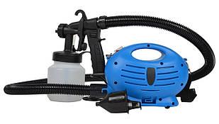 Електричний Краскопульт Paint Zoom (Пейнт Зум), електричний фарборозпилювач