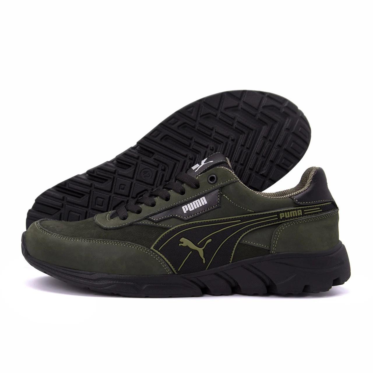 Мужские кроссовки Puma Anzarun Green