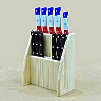 """Подставка для ножей """"Морелия 2"""" без отделки"""
