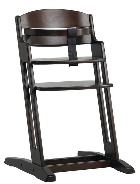 Универсальный стульчик для кормления Baby Dan Chair, темно-коричневый