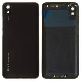Задняя крышка для Xiaomi Redmi 7a черная