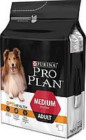 ProPlan Adult Medium с курицей, 3 кг