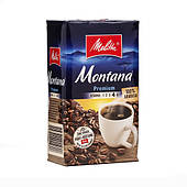Кофе молотый Melitta Montana 500 г. - Германия