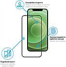 Защитное стекло Global для Apple iPhone 12 mini Full Glue Black (1283126506376), фото 3