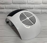 Настільна манікюрна витяжка Nail Dust Collector BQ-607 80 Вт