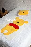 Дитячий комплект ковдра і подушка ВІНІ, фото 2