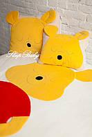 Дитячий комплект ковдра і подушка ВІНІ, фото 5