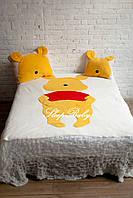 Дитячий комплект ковдра і подушка ВІНІ, фото 6