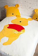 Дитячий комплект ковдра і подушка ВІНІ, фото 8