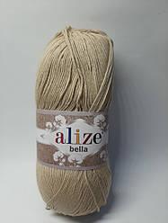 Пряжа для в'язання Bella100 Alize (бавовна 100% )