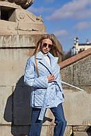 Стильна жіноча куртка в 3х кольорах К-168
