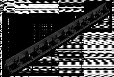Бордюр садовый, RIM-BOARD, 45/1000мм, OBRB45
