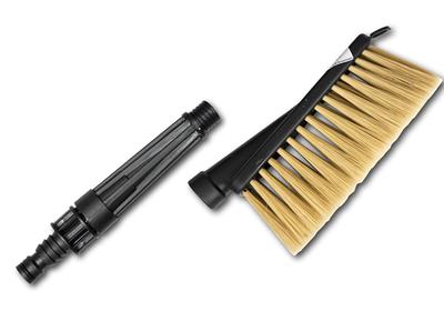 Щетка - ороситель 2-функциональная, SOFT, искуственная  шерсть 0,016мм, ES2010