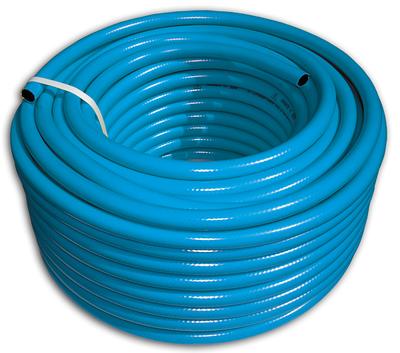 Шланг технічний армований REFITTEX CRISTALLO BLUE 5*1,5 мм/100м, TXRC05*08BL/100