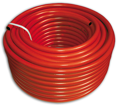 Шланг технічний армований REFITTEX CRISTALLO RED 5*1,5 мм/100м, TXRC05*08RD/100