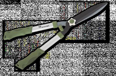 Ножиці для живоплоту, прямі, STANDARD, KT-W1125