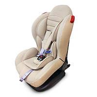 Автокрісло Welldon Smart Sport Isofix (Бежевий) від 9 місяців до 6 років