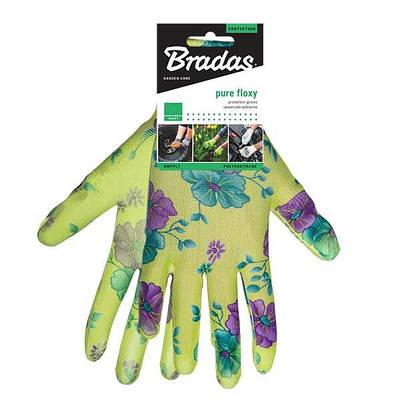 Защитные перчатки, PURE FLOXY, полиуретан, размер  6, RWPFL6