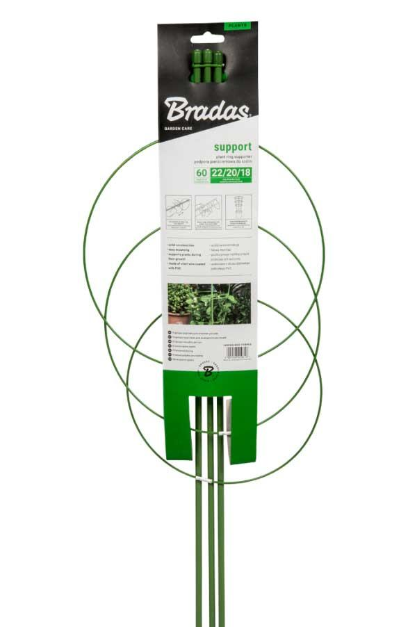 Подставка для растений 75см, с кольцами,  TYRP75