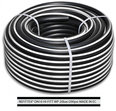 Шланг высокого давления REFITTEX 20 bar 16*3,5 мм,  RH20162350