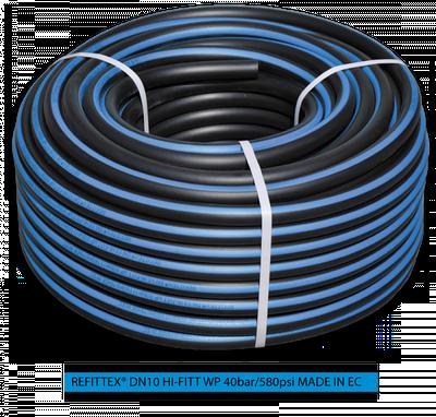 Шланг високого тиску REFITTEX 40bar 13 х 3,5 мм, RH40132150