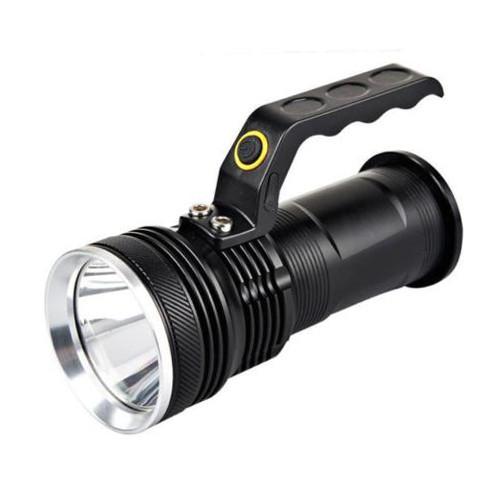 Мощный аккумуляторный фонарик / фонарь Poliсe переносной 12V T801-2-XP