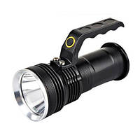 Мощный аккумуляторный фонарик / фонарь Poliсe переносной 12V T801-2-XP, фото 1