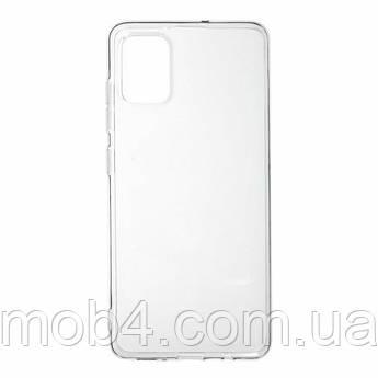 Силиконовый ультратонкий чехол для Samsung Galaxy (Самсунг Гелекси) A42