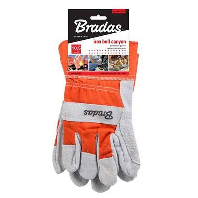 Защитные кожаные перчатки, IRON BULL CANYON, RWIBC105