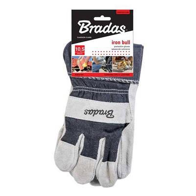 Защитные кожаные перчатки, IRON BULL, RWIB105