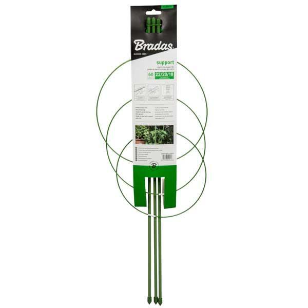 Підставка для рослин 60см, з кільцями, TYRP60