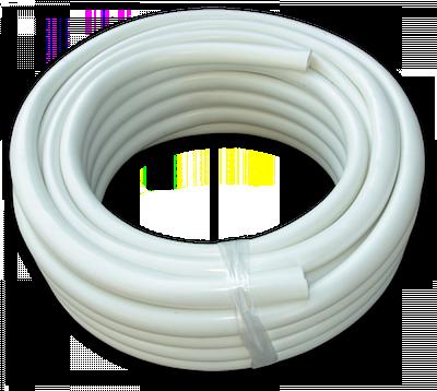 Шланг игелитовый білий, GUTTASYN WHITE, 10 х 1,5 мм, IGB10*1,5