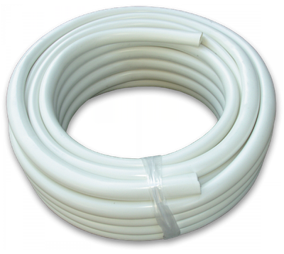 Шланг игелитовый белый, GUTTASYN WHITE, 25 х 3мм,  IGB25*3