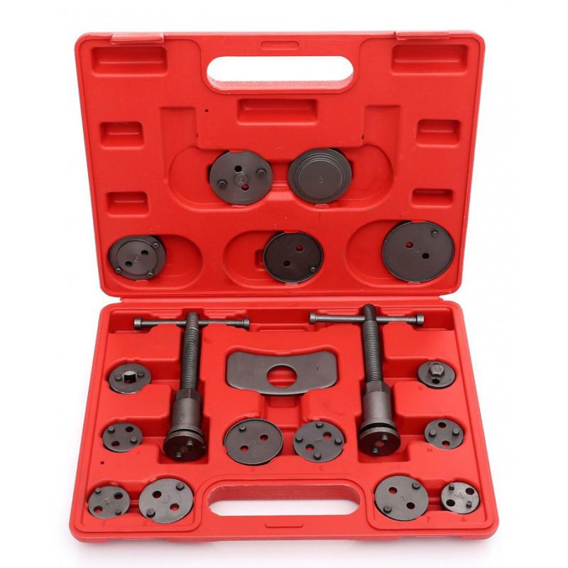 Комплект для замены тормозных колодок Kraft&Dele KD10215 18 элементов