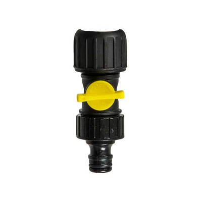 Щетка телескопическая с клапаном, для чистки  и бережной мойки, NEW-PROFI, ESQ2356