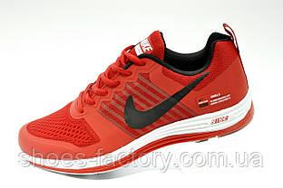 Кроссовки в стиле Nike Shield Red красные мужские