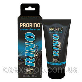 Крем эрекционный для чоловіків Rino Strong Cream, 50 мл