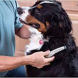 Щіточка для чищення шерсті домашніх тварин, фото 4
