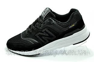 Кроссовки в стиле New Balance 997H Black мужские