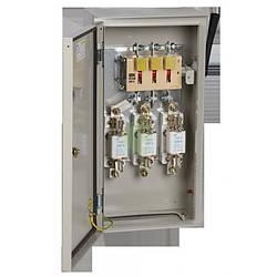Щит IEK з рубильником і запобіжниками ЯРП-250А 74 У1 IP54 IEK (YARP-250-74-54)