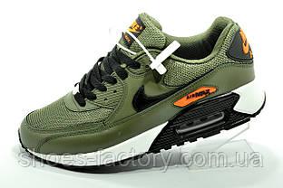 Кроссовки мужские в стиле Nike Air Max 90 Khaki\Green