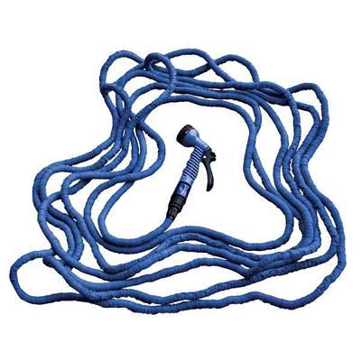 Растягивающийся шланг TRICK HOSE 5-15 м, синий,  WTH0515BL-T