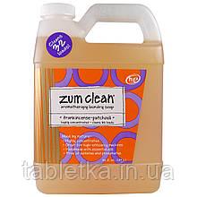Indigo Wild, Zum clean, ароматерапевтическое мыло для стирки, с ладаном и пачули, 32 жидких унции
