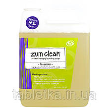 Indigo Wild, Zum Clean, ароматерапевтическое хозяйственное мыло, с запахом лаванды, 0,94 л (32 жидких унции)